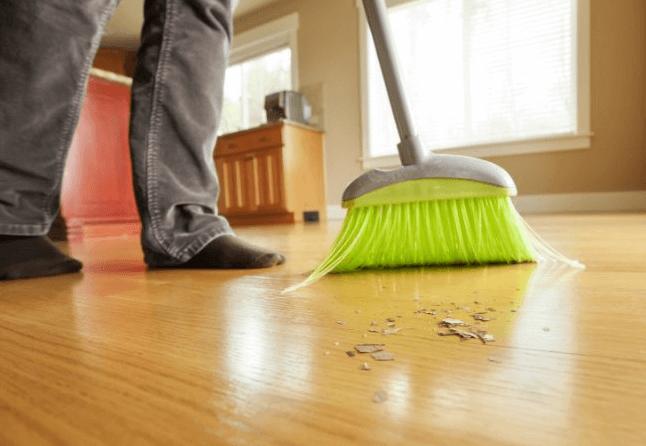 استخدام نظافتچی