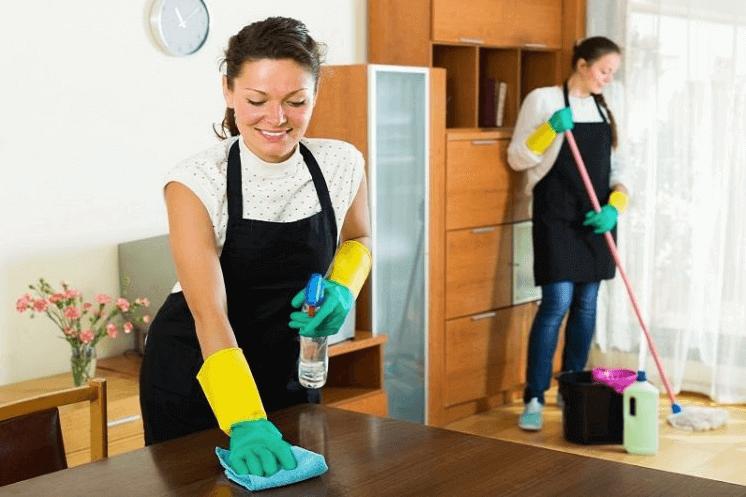 استخدام نظافتچی منزل