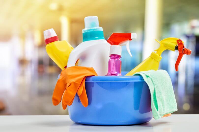 روش های نظافت منزل به صورت کاملا اصولی